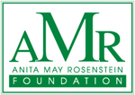 AMR: Anita May Rosenstein Foundation.