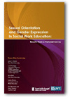 Sexual Orientation and Gender Expression in Social Work Education cover.