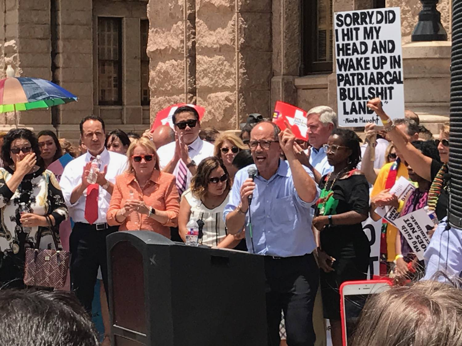 6 Reason why the TX Legislature needs to STOP messing with Texans