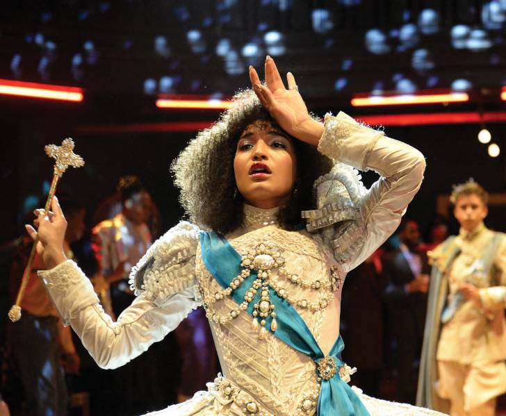 A scene from Pose