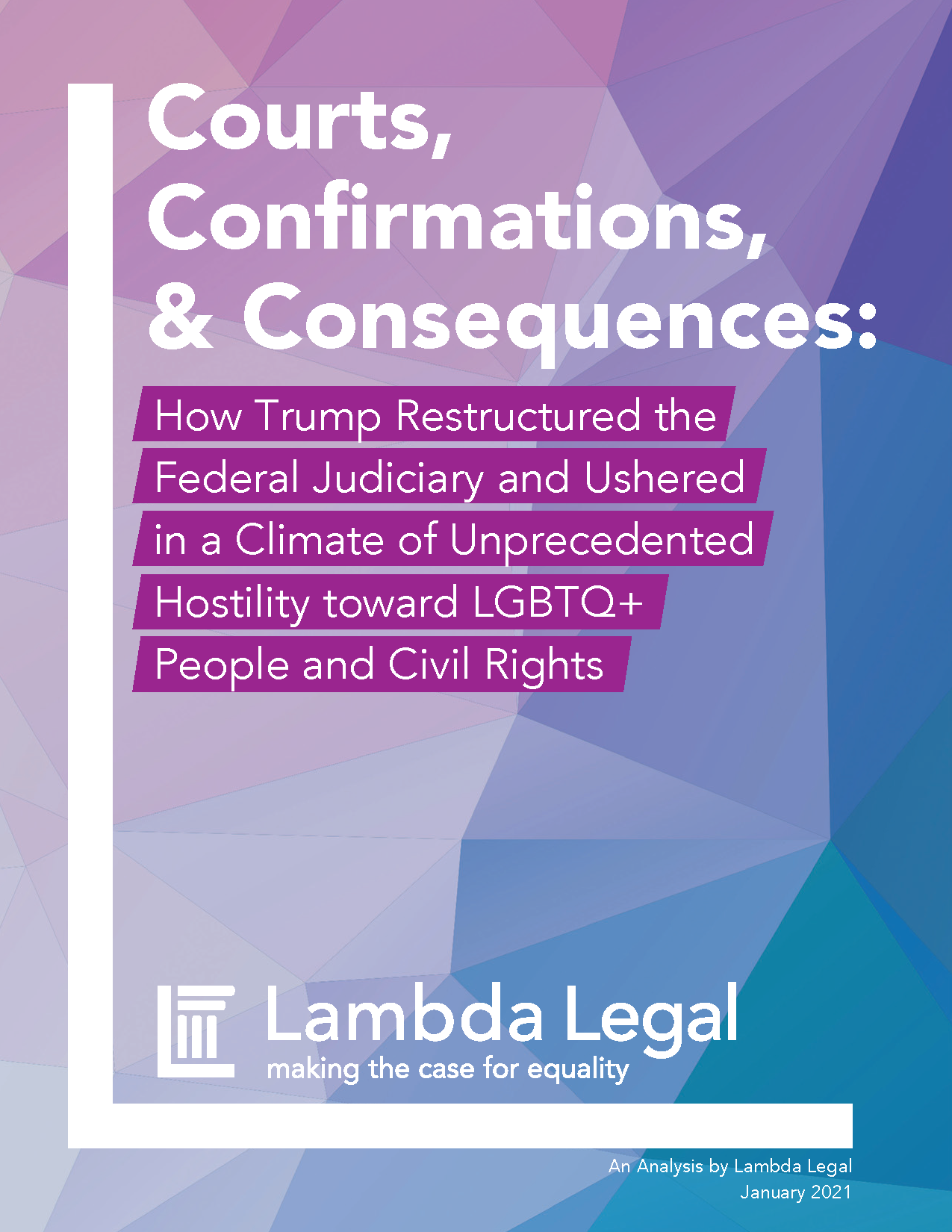Courts, Confirmations & Consequences