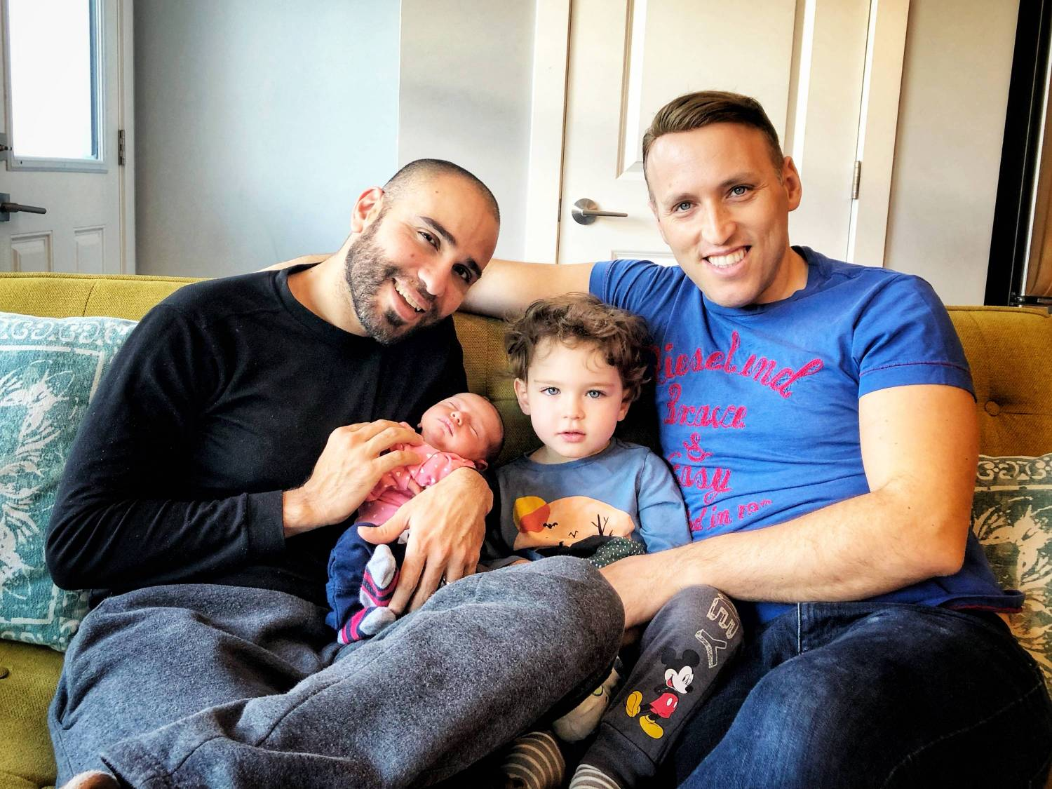 VICTORY! Federal Court Orders Department of State to Recognize U.S. Citizenship of Child of Gay Couple Born Abroad   Lambda Legal