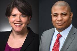 Co-Interim CEOs Sharon McGowan and Charles Fields