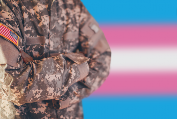 FAQ: For Transgender People Joining the MIlitary