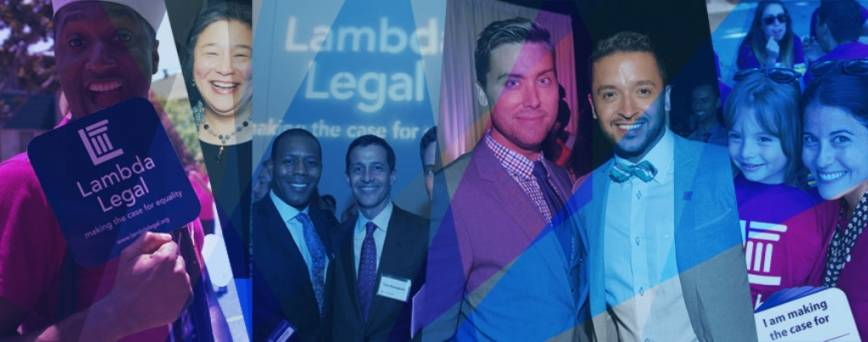 Lambda Legal Events