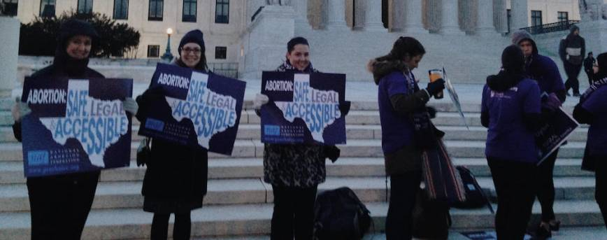 What Happened at the Supreme Court Arguments in the Texas Abortion Case