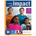 """Impact Magazine Summer 2008"" cover"