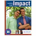 """Impact Magazine Fall 2008"" cover"