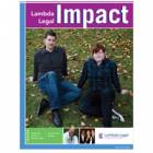 """Impact Magazine Winter 2009"" cover"