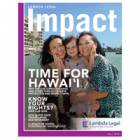 """Impact Magazine Fall 2010"" cover"