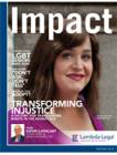 """Impact Magazine Winter 2012"" cover"
