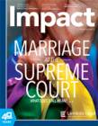 """Impact Magazine Winter 2013"" cover"