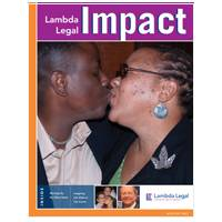 """Impact Magazine Winter 2007"" cover"