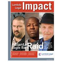 """Impact Magazine Winter 2010"" cover"