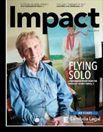 """Impact Magazine Fall 2013"" cover"