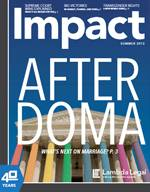 """Impact Magazine Summer 2013"" cover"