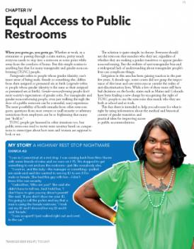 Equal Access to Public Restrooms