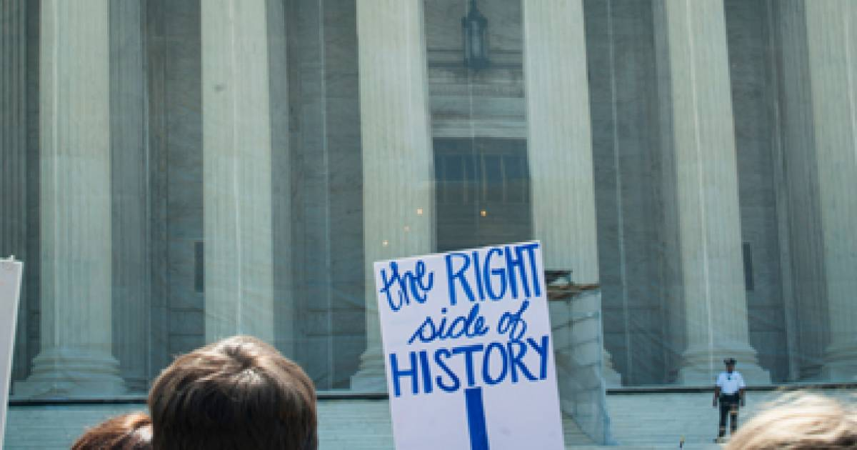 What The Supreme Courts Hobby Lobby Decision Means For LGBT People