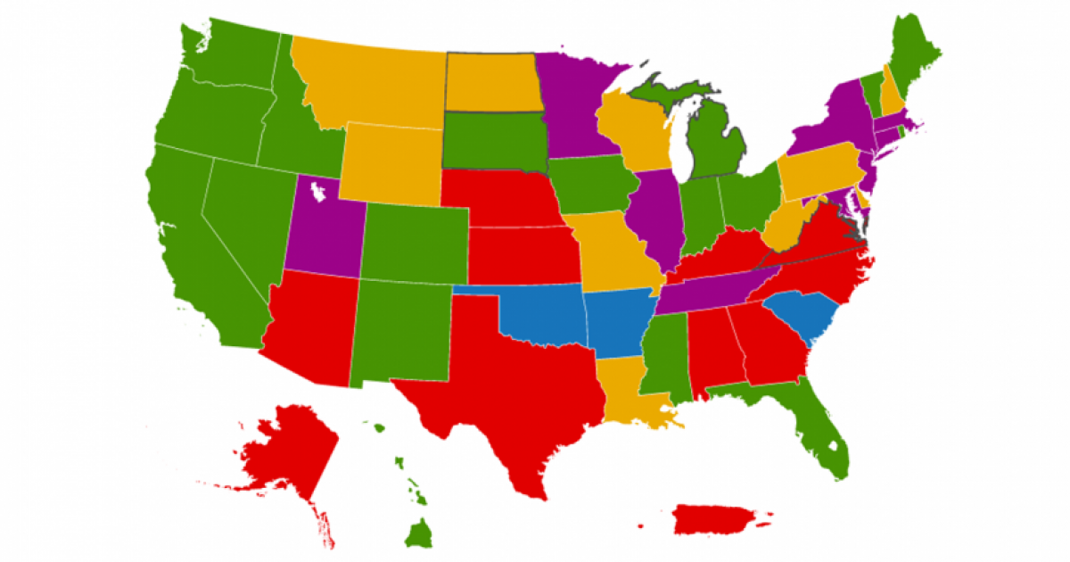 State-by-State Analysis of Child Welfare Systems | Lambda Legal
